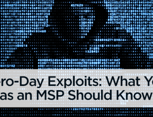 Zero-Day Exploits: What You as an MSP Should Know